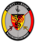 The Society for the Study of Swordsmanship Logo